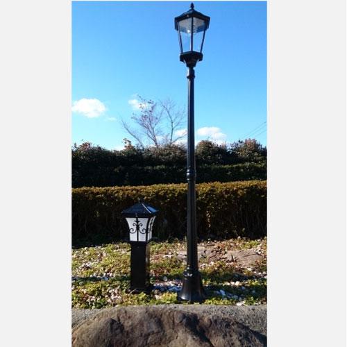 ソーラー庭園灯セット