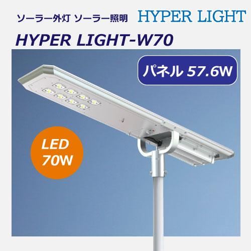 ハイパーライト「HYPER LIGHT-W70」詳細
