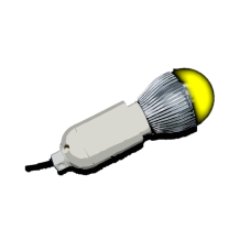5WLED電球